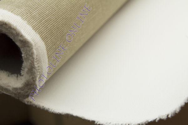 Festővászon kevert alapozott pamut, 160 cm széles, tekercsanyag